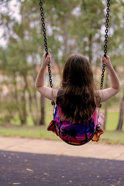 Quel est l'intérêt d'une balançoire pour les enfants ?